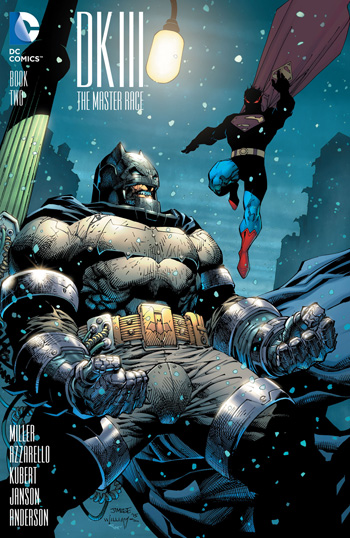 Dark Knight III � The Master Race #2