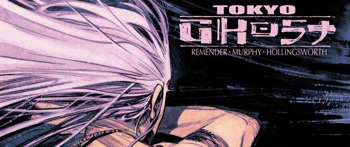 Avant-Première VO: Review Tokyo Ghost #4