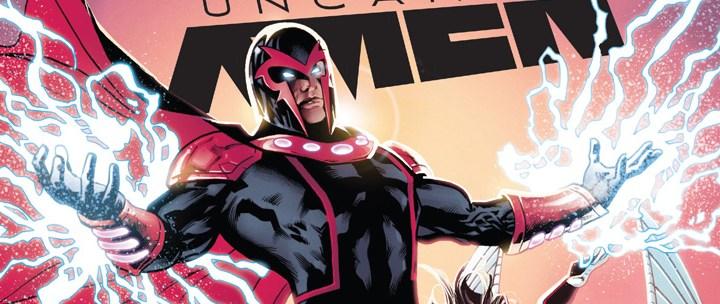 Avant-Première VO: Review Uncanny X-Men #1