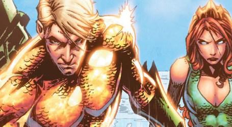 Avant-Première VO: Review Aquaman #49