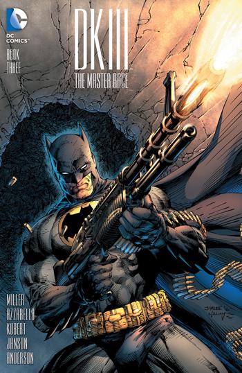 Dark Knight III – The Master Race #3