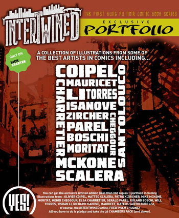 Intertwined (Fabrice Sapolsky/Fred Pham Chuong)