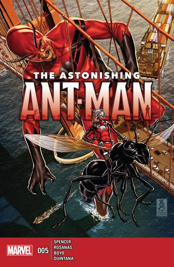 Astonishing Ant-Man #5
