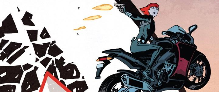 Avant-Première VO: Review Black Widow #1