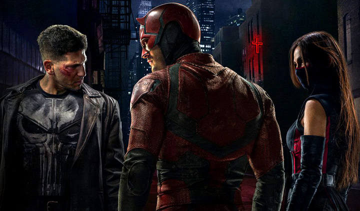 Marvel�s Daredevil Saison 2 � Episodes 8 � 13