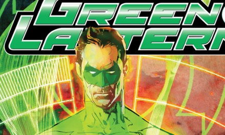 Avant-Première VO: Review Green Lantern #50