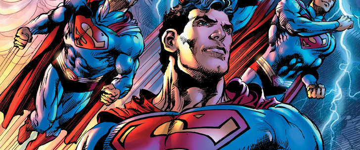 Avant-Première VO: Review Superman – The Coming Of The Supermen #1