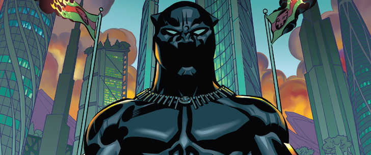 Avant-Première VO: Review Black Panther #1