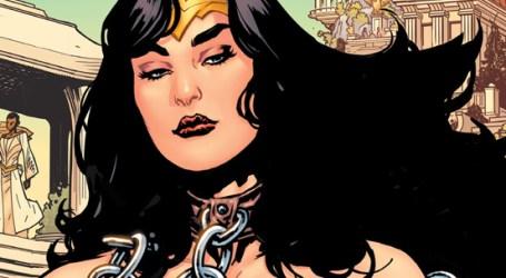 Avant-Première VO: Review Wonder Woman – Earth One Volume 1