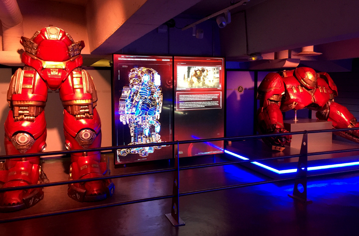 L'exposition Avengers S.T.A.T.I.O.N ouvre demain