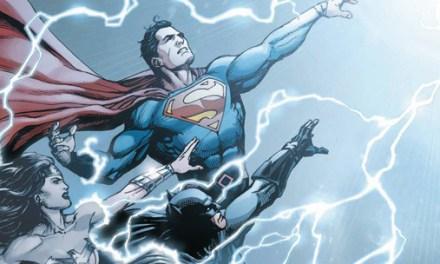 Avant-Première VO: Review DC Universe Rebirth #1