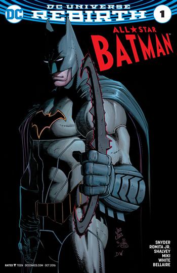 Avant-Premi�re VO: Review All-Star Batman #1
