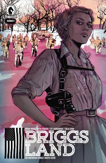 Avant-Première VO: Review Briggs Land #1