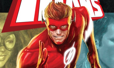 Avant-Première VO: Review Titans #2