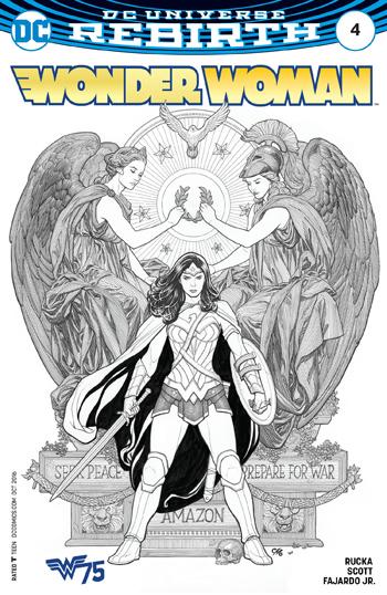 Avant-Premi�re VO: Review Wonder Woman #4