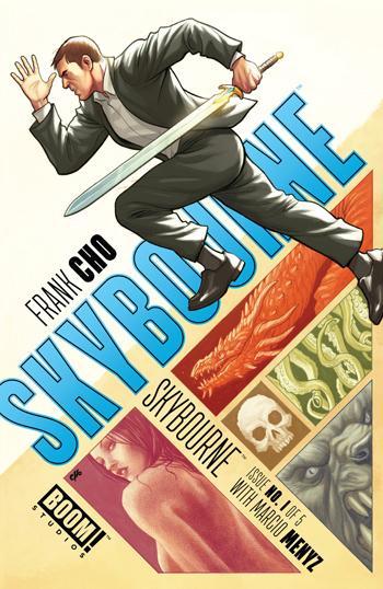 Avant-Première VO: Review Skybourne #1