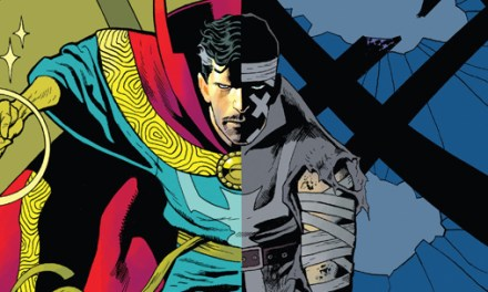 Avant-Première VO: Review Doctor Strange #11