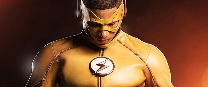 The Flash S03E01