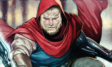 Avant-Première VO: Review The Unworthy Thor #1