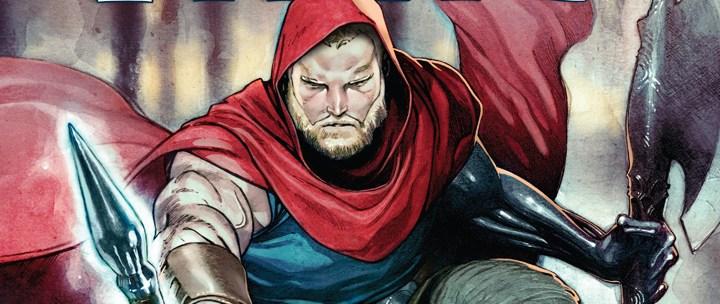 Avant-Première VO: Review The Unworthy Thor #1