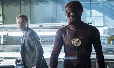The Flash S03E07