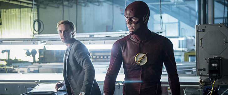 The Flash S03E07