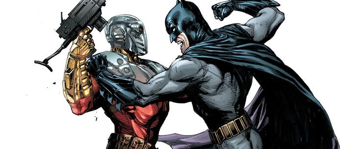 Avant-Première VO: Review Justice League vs. Suicide Squad #1