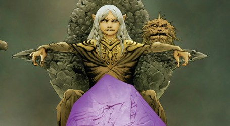 Avant-Première VO: Review Jim Henson's The Power Of The Dark Crystal #1