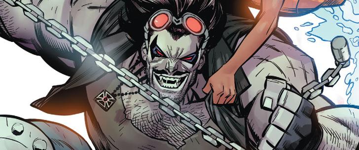 Avant-Première VO: Review Justice League of America Rebirth #1
