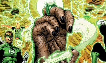Avant-Première VO: Review Planet of the Apes/Green Lantern #1