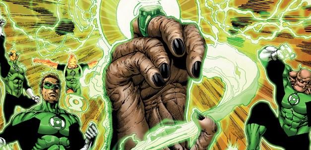 Avant-Première VO: Review Planet of the Apes/Green Lantern #1