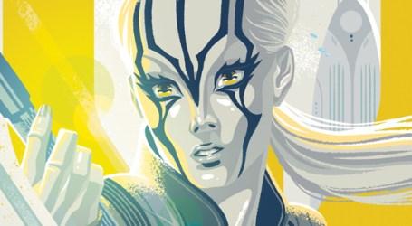 Avant-Première VO: Review Star Trek: Boldly Go #5