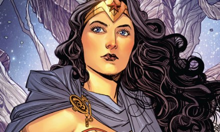 Avant-Première VO: Review Wonder Woman #16