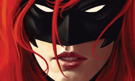 Avant-Première VO: Review Batwoman Rebirth #1