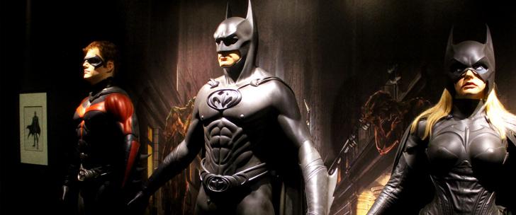 L'Art de DC - L'Aube des Super-Héros @ Musée Art Ludique