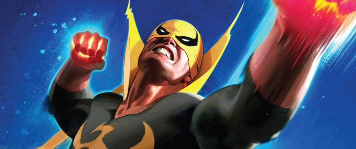 Avant-Première VO: Review Iron Fist #1