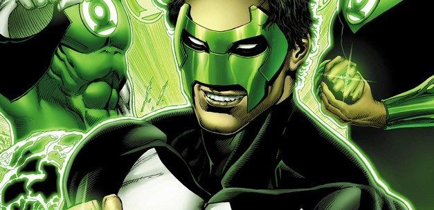 Avant-Première VO: Review Hal Jordan And The Green Lantern Corps #17