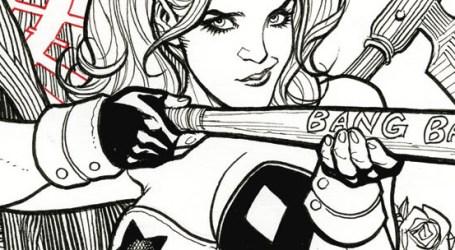 Avant-Première VO: Review Harley Quinn #16