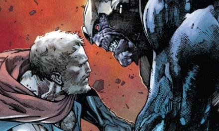 Avant-Première VO: Review Unworthy Thor #5
