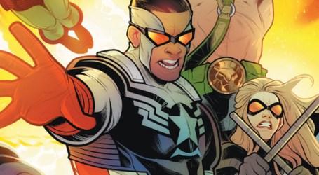 Avant-Première VO: Review Captain America: Sam Wilson #24
