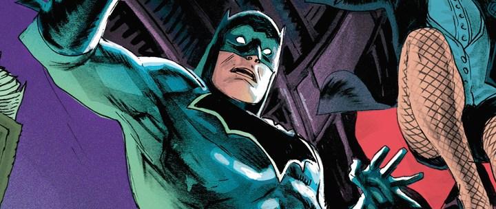 Avant-Première VO: Review Detective Comics #961