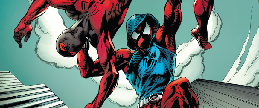 Avant-Première VO : Review Ben Reilly: The Scarlet Spider #5