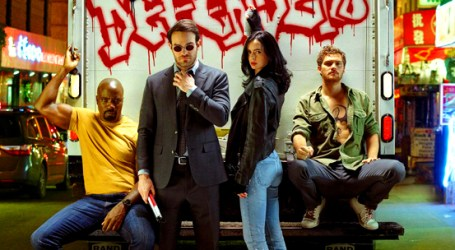 Marvel's The Defenders – Episodes 5 à 8