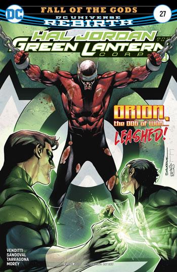 Hal Jordan And The Green Lantern Corps #27