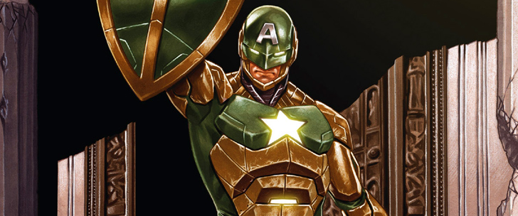 Avant-Première VO: Review Secret Empire #10