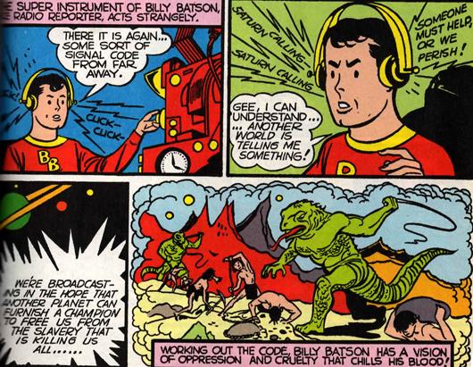 Oldies But Goodies: Captain Marvel Adventures #1 (1941)