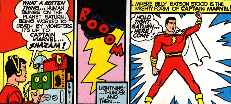 Oldies But Goodies: Captain Marvel Adventures #1 (1941)