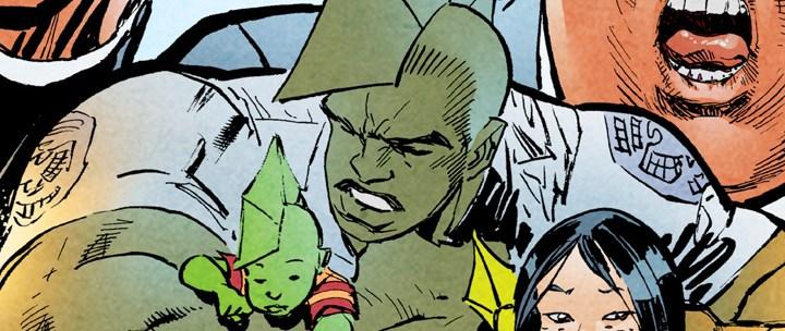 Avant-Première VO: Review Savage Dragon #226