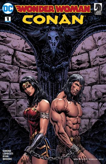 Wonder Woman/Conan #1