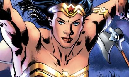 Avant-Première VO: Review Wonder Woman #31